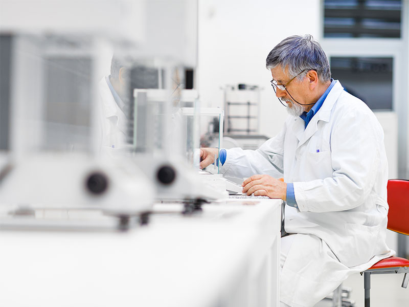 Analytical laboratory Techniques | https://ceriumlabs.com/