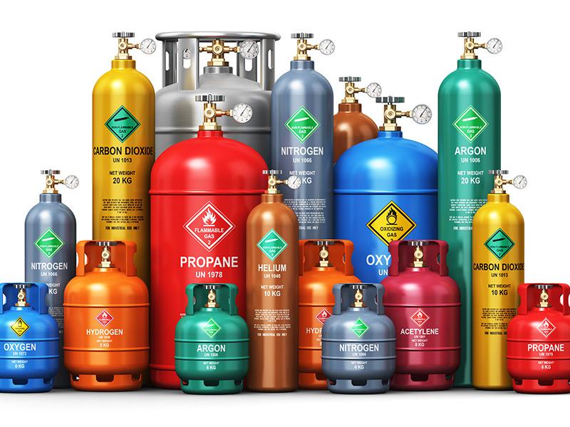 Raw Materials: Testing impurities in gases   https://ceriumlabs.com/